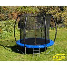 8ft Pulse Blue trampoline