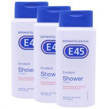 E45 Shower Cream Triple Pack - 3x200ml