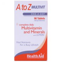 Healthaid A to Z Multivit Tablets