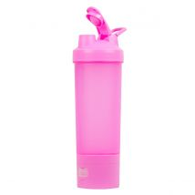 SureBlend Portable Rechargeable Blender/Shaker with Built-in Power Bank - Pink