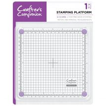 "Crafter's Companion - Stamping Platform - 6"" x 6"""