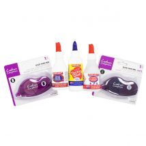 Crafter's Companion & Collall Essential Glue Craft Glue Collection