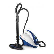 Polti Vaporetto Smart 40 Steam Mop - White & Blue