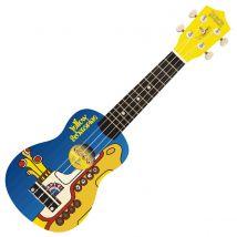 The Beatles Yellow Submarine Ukulele - Blue