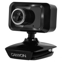Canyon CNE-CWC1 HD+ Web Camera 1.3 MP USB 2.0 - Black