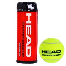 Head Championship 3 Tube Tennis Balls