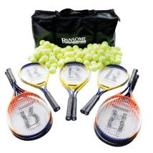 Ransome Secondary Tennis Racket and Ball Bag Set