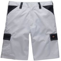 Dickies Everyday Shorts White / Grey 34""