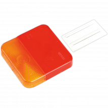 Sealey TB181 Square Lamp Lens for TB18