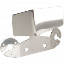 Sealey TB302 Socket and Bumper Protection Plate Stainless Steel