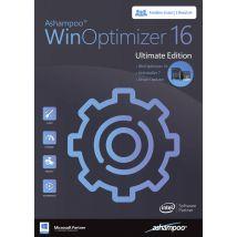 Ashampoo WinOptimizer 16 Ultimate Edition Full version, 3 licenses System optimisation