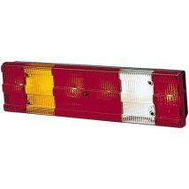Hella Replacement cover Turn signal, Brake light, Rear fog lamp, Reversing lamps, Tail light left , rear