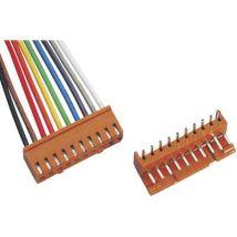 TRU COMPONENTS Pre-fab braid No. of rows: 1 Pins per row: 8 TC-2506243 1 pc(s)