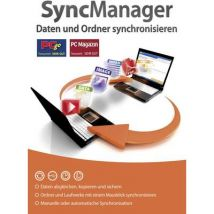 SyncManager Full version, 1 license Windows System optimisation