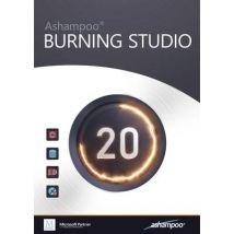 Ashampoo Burning Studio 20 Full version, 1 license Windows CD/DVD creator