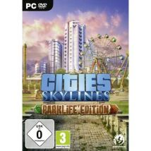 Cities: Skylines - Parklife Edition PC USK ratings: 0