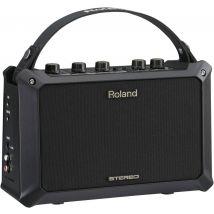 Acoustic guitar amplifier Roland MOBILE-AC Black