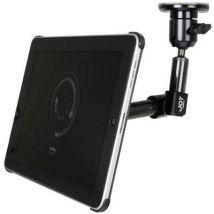 The Joyfactory Tournez Wand/Schrankhalterung iPad wall mount Black Compatible with Apple series: iPad