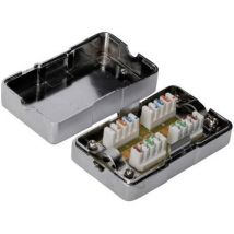 Digitus DN-93903 Connection Box Compatible with: CAT 6