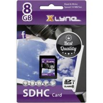 Xlyne 7308000 SDHC card 8 GB Class 10, UHS-I