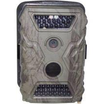 Berger & Schroeter X-Trail HD Wildlife camera 12 MP Black LEDs Khaki-brown (matt)