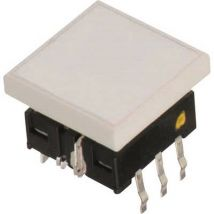 Wuerth Elektronik WS-TLT Pushbutton 12 V DC 0.05 A 1 x Off/(On) momentary 1 pc(s)