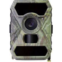 Berger & Schroeter X-Trail 3.0 FullHD Wildlife camera 12 MP Black LEDs, Audio recording Camouflage