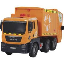 Dickie Toys Air Pump Garbage Truck RC scale model for beginners Heavy-duty vehicle