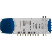 Smart MS 9/8 ES SAT multiswitch Inputs (multiswitches): 9 (8 SAT/1 terrestrial) No. of participants: 8 Quad LNB compatible