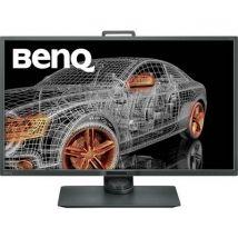 BenQ PD3200Q LCD 81.3 cm (32 inch) EEC G (A - G) 2560 x 1440 p WQHD 4 ms DisplayPort, HDMI™, DVI, USB 3.2 1st Gen (USB 3.0), Headphone jack (3.5 mm) VA LED