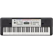 Yamaha YPT-260 Keyboard Black incl. PSU