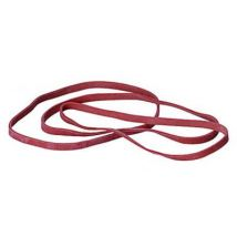 Rubber band Gum elastic Width 4 mm (Ø) 150 mm Red 1000 g Bag