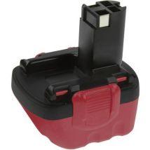 SILA 340207 Tool battery Replaces original battery Bosch 2607335262 12 V 3000 mAh NiMH