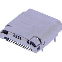USB 3.1 port C Socket, horizontal mount 80211-1921 BellWether Content: 1 pc(s)