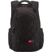 case LOGIC® Laptop backpack DLBP116K Suitable for up to: 40,6 cm (16) Black