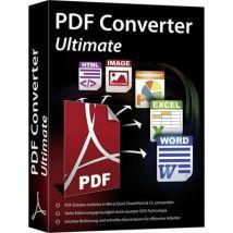 PDF Converter Ultimate Full version, 1 licence Windows PDF