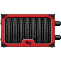 IK Multimedia iRig Nano Amp Electric guitar amplifier Red
