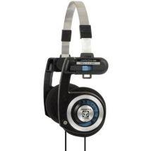 KOSS PORTA PRO CLASSIC Hi-Fi On-ear headphones On-ear Light-weight headband Black, Silver