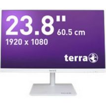 Terra LED 2464W LED 60.5 cm (23.8 inch) EEC A+ (A++ - E) 1920 x 1080 p Full HD 5 ms Audio line in, DVI, HDMI™, VGA ADS LED