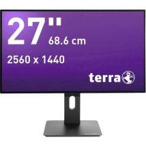 Terra LED 2766W PV LED 68.6 cm (27 inch) 2560 x 1440 p UWQHD 5 ms Audio line in, DVI, DisplayPort, HDMI™, Headphone jack (3.5 mm) AH-IPS LED