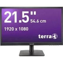 Terra LED 2226W LED 54.6 cm (21.5 inch) 1920 x 1080 p Full HD 5 ms Audio line in, HDMI™, VGA MVA LED
