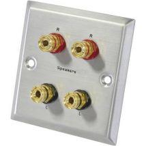 Loudspeaker screw terminal 205099 1 pc(s)