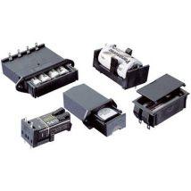 TRU COMPONENTS 46300000 Battery tray 2x AA, 9V PP3 Solder lug (L x W x H) 37 x 65 x 21.5 mm
