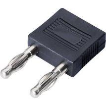 Schnepp FK 14/4 - AU Connector Black Pin diameter: 4 mm Dot pitch: 14 mm 1 pc(s)