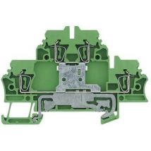 Weidmueller 1690000000 ZDK 2.5PE 0.5 - 2.5 mm² Green-yellow