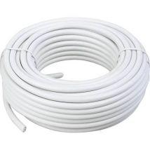 Schwaiger KOX90/50 042 SAT Cable Coaxial 50.00 m double shielding 75 dB