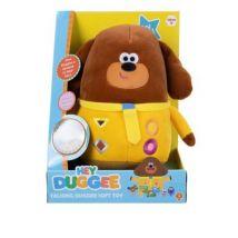 M&S Hey Duggee Unisex Talking Soft Toy (10+ Mths)