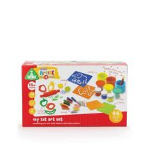 M&S Early Learning Centre Unisex Mini Artist My First Art Set (18 Mths-6 Yrs)) - 1SIZE