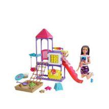 M&S Barbie Unisex Playground Set (3-10 Yrs)