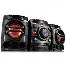 LG CM4360 XBOOM Bluetooth Megasound Party Hi-Fi System - Black, Black